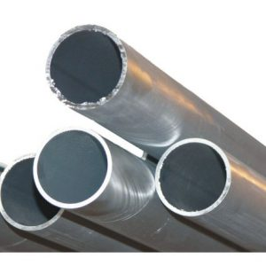Ống nhôm /Extrusion aluminum pipe